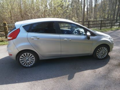 Used FORD FIESTA in Bridgend, Mid Glamorgan for sale