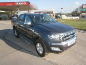FORD RANGER LIMITED 4X4 DCB TDCI - 3057 - 2