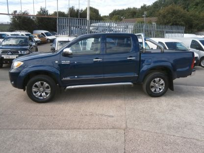 Used TOYOTA HI-LUX in Bridgend, Mid Glamorgan for sale