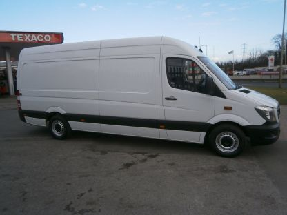 Used MERCEDES SPRINTER in Bridgend, Mid Glamorgan for sale