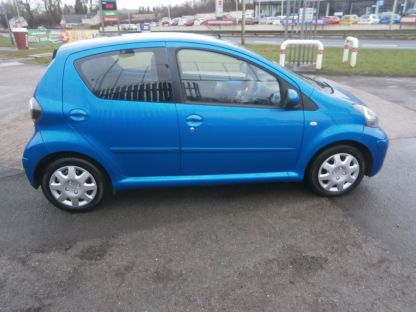 Used TOYOTA AYGO in Bridgend, Mid Glamorgan for sale