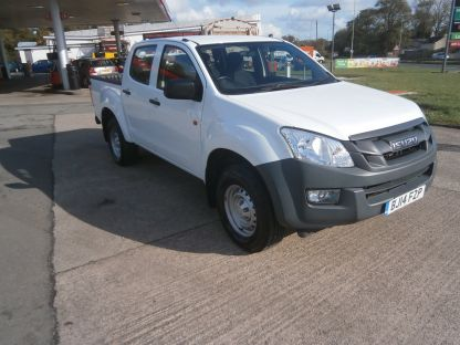Used ISUZU D-MAX in Bridgend, Mid Glamorgan for sale