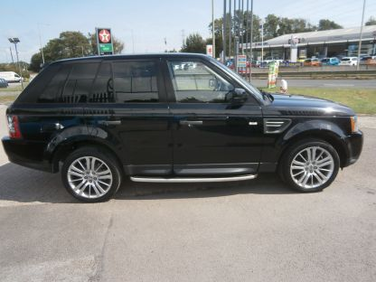 Used LAND ROVER RANGE ROVER SPORT in Bridgend, Mid Glamorgan for sale