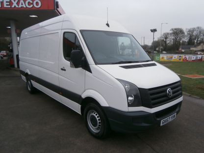 Used VOLKSWAGEN CRAFTER in Bridgend, Mid Glamorgan for sale